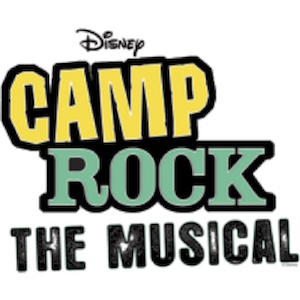 Camp Rock The Musical Logo