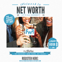 Network to Net Worth