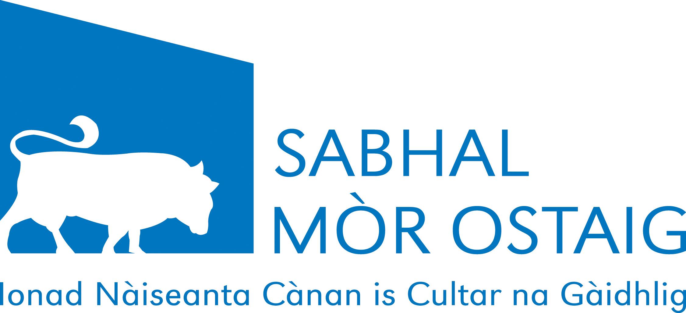 Sabhal Mor Ostaig logo