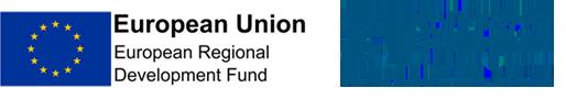 ERDF and UoN logos