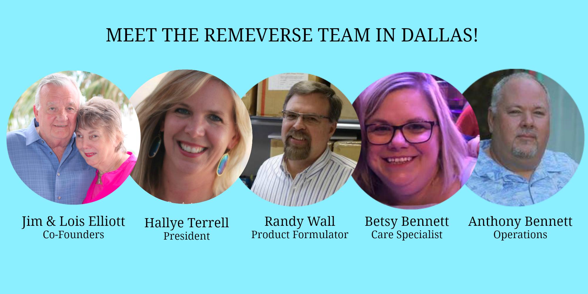 meet the team dallas
