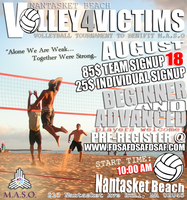 Volley 4 Victims ~ Volleyball Tournament to Benefit MASO at...