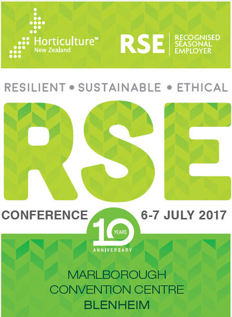 RSE 2017 conference logo