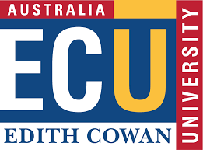 Edith Cowen University logo
