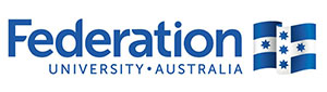 Federation University logo