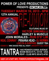 12th Annual RE-UNION - WMC 2013