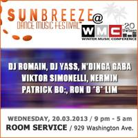 SunBreeze In Miami - WMC 2013