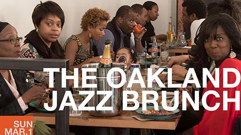 The Oakland Jazz Brunch