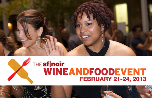 The sf|noir Wine & Food Event - 4 Delicious Days of Food, Wine & Culture!