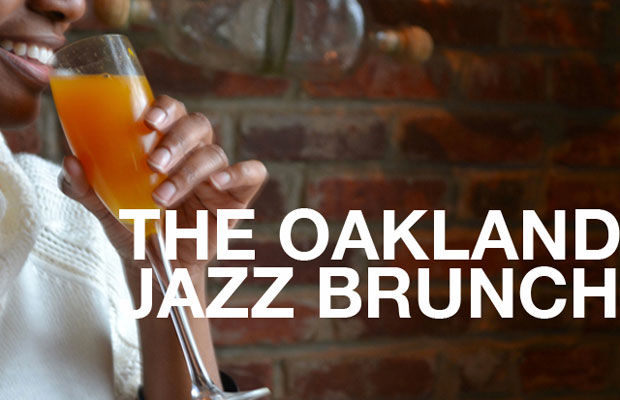 The Oakland Jazz Brunch