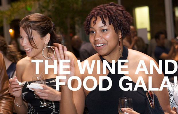 The Wine & Food Gala!