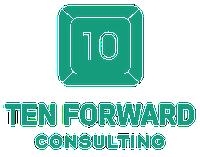 Logo for Ten Forward Consulting