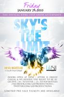 LAV!SH Presents: ø SKY'S THE LIMIT ø The OFFICIAL NPHC...