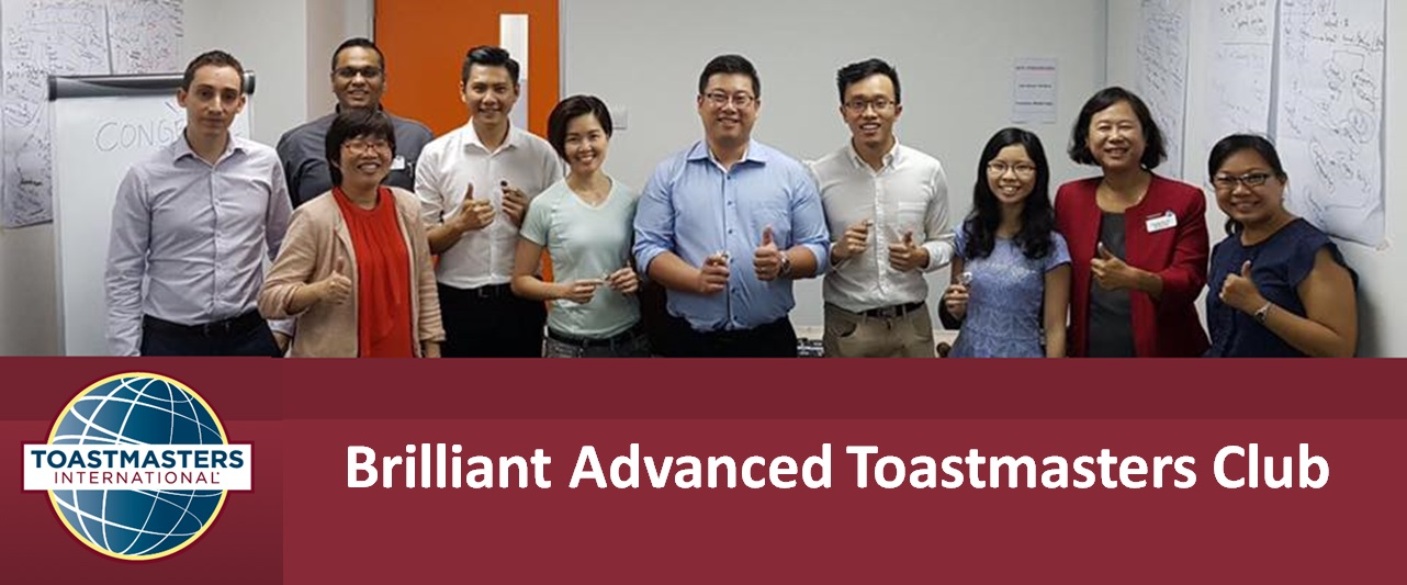 Brilliant Advanced Toastmasters Club