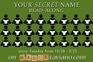 YOUR SECRET NAME - Gift Code and 50 day Read-Along Group