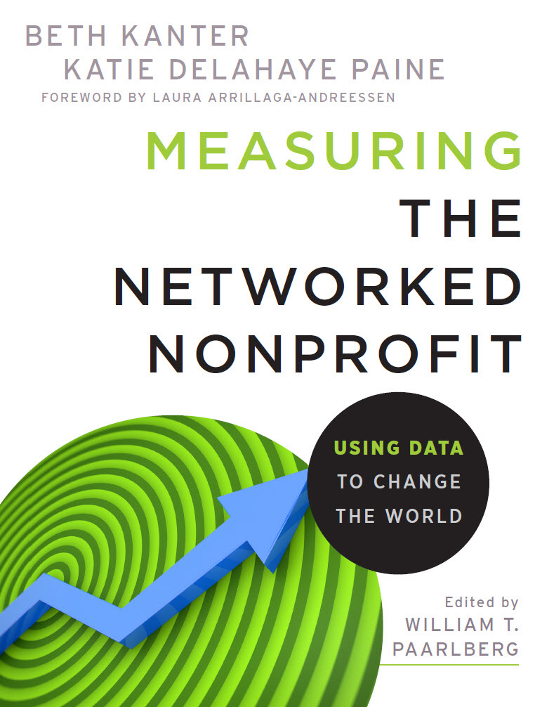 Measuring the Networked Nonprofit book cover