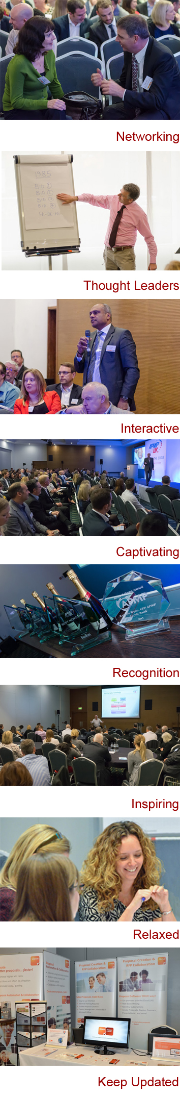 APMP UK Conference 2016