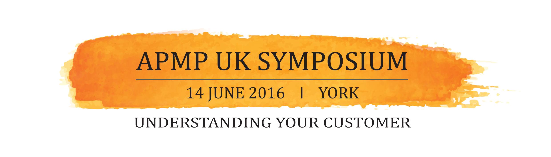 APMP UK Symposium 2016
