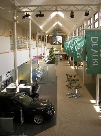 Exhibitor Area