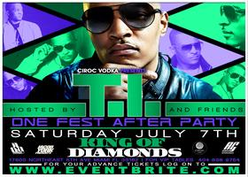 TI HOST AFTER PARTY @KOD