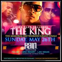 T.I Memorial Day Weekend Las Vegas Grand Finale Sunday May 26th
