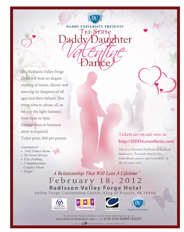 Valentine Dance Flyer