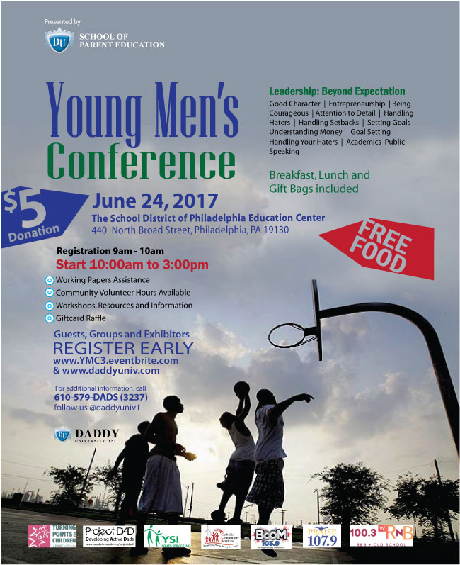 Daddy University Young Mens Conference