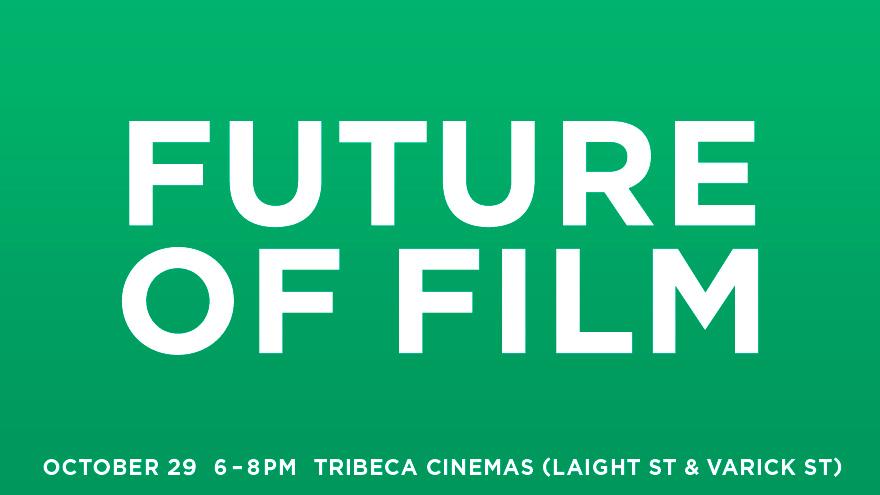 Future of Film: October 15, 2012