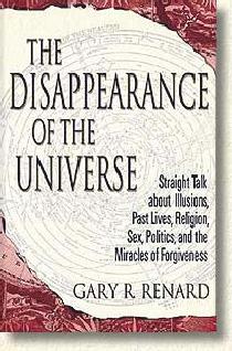 Gary Renard's First Book