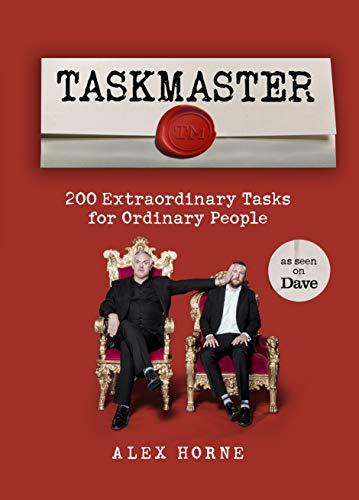 Taskmaster jacket