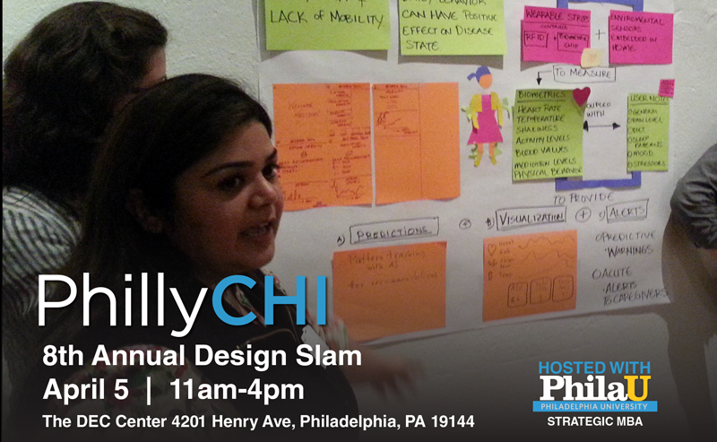 8th Annual Design Slam