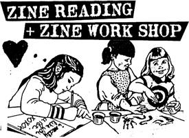ZINE READING + WORKSHOP AT coFWD