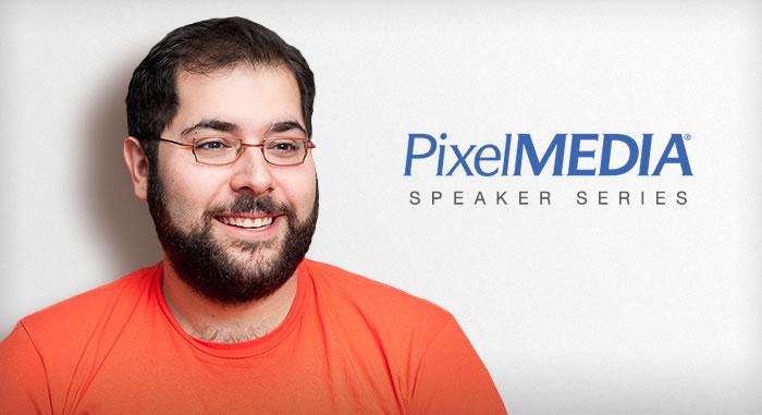PixelMEDIA Hosts Darius Kazemi
