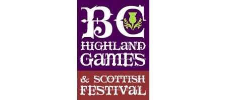 BC Highland Games 2013 Admission Tickets