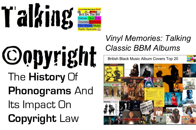 The History Of Phonograms And Its Impact On Copyright Law