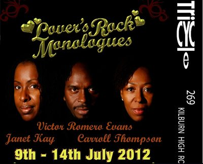 lovers rock monologues