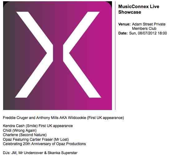 musicconnexts 2012