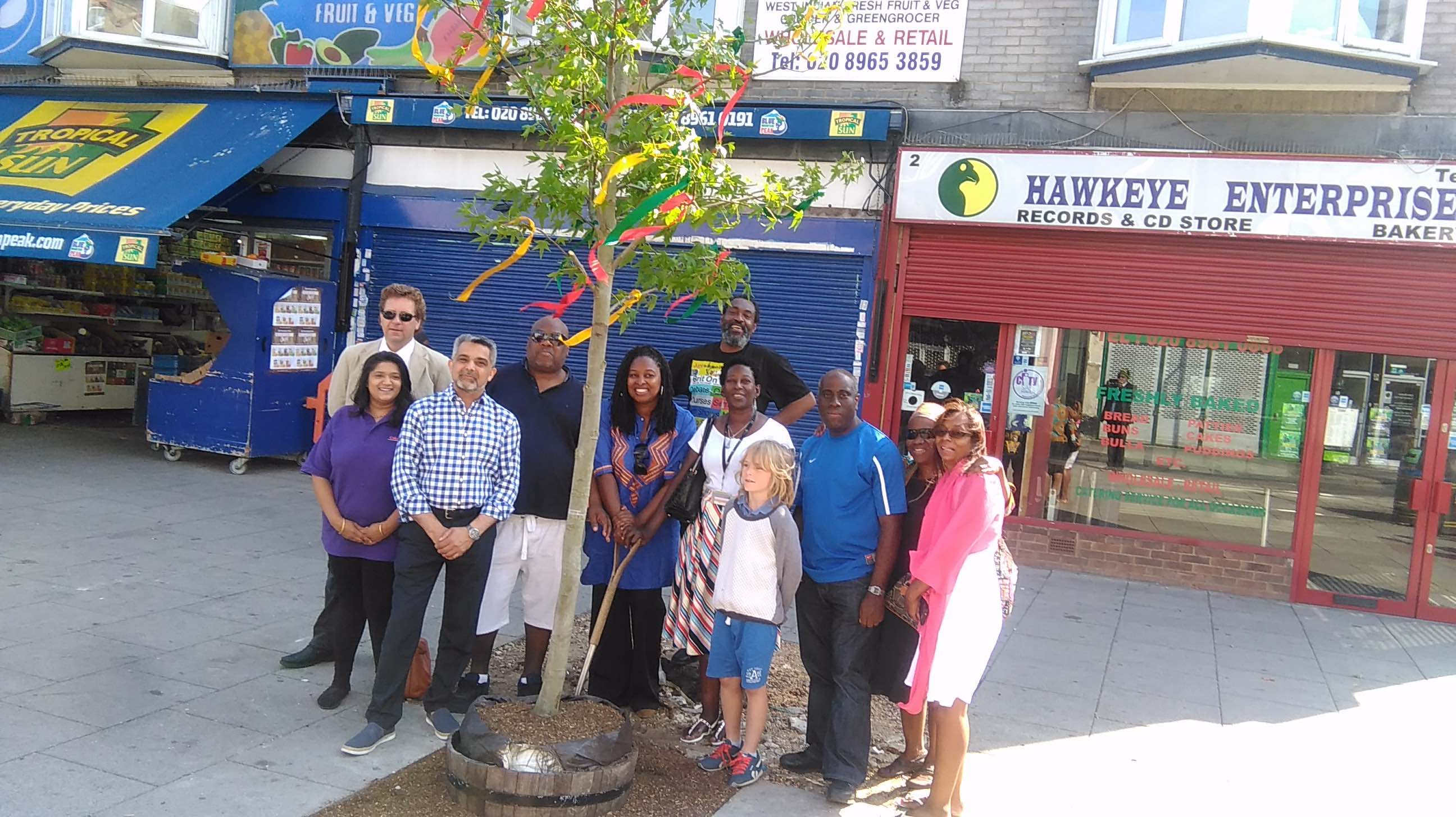 Reggae Tree