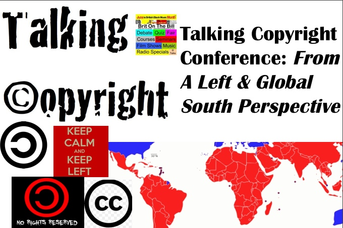 Talking Copyright global south