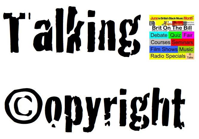talking copyright