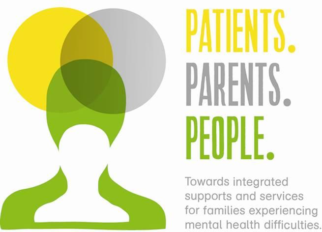 Patients. Parents. People. logo
