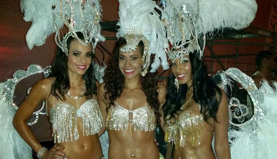 LA Brazilian Samba Dancers by Joany Macias