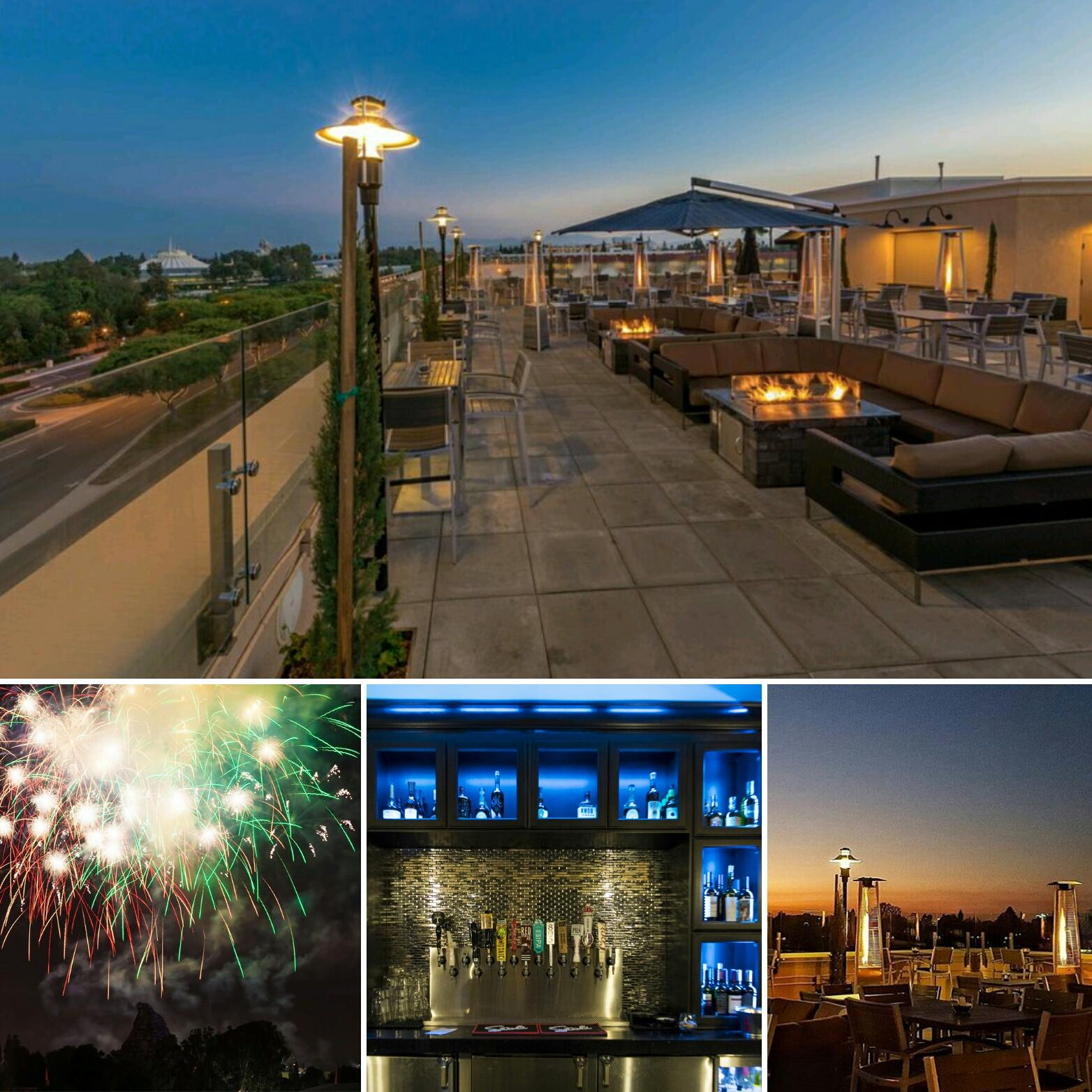 The FIFTH Rooftop Lounge