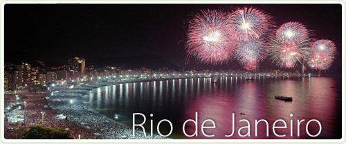 Brazilian New Year's Eve - Rio de Janeiro