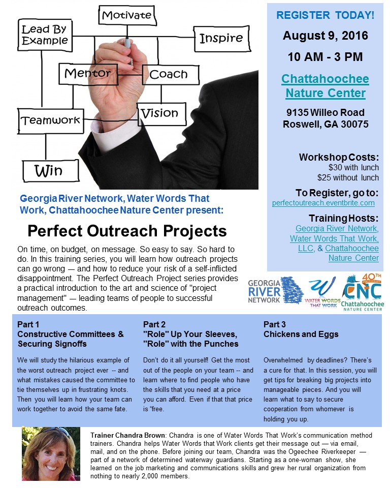 Perfect Outreach Project Training Workshop