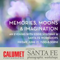 An Evening with Eddie Soloway & Santa Fe Workshops: Boston