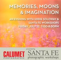 An Evening with Eddie Soloway & Santa Fe Workshops: San Francisco