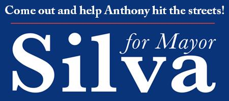 Anthony Silva for Stockton Mayor 2012