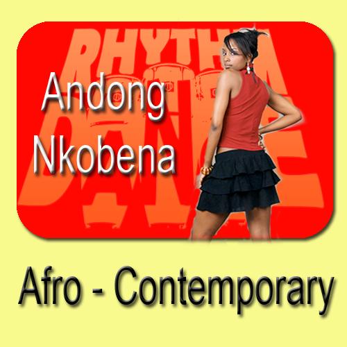 Afro - Contemporary Dance with Andong Nkobena