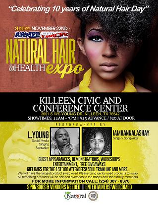 Natural hair 2015